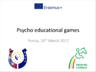 Psychoeducational Games