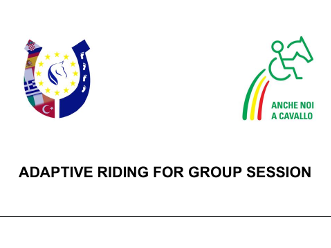 Adaptive Riding Group Session