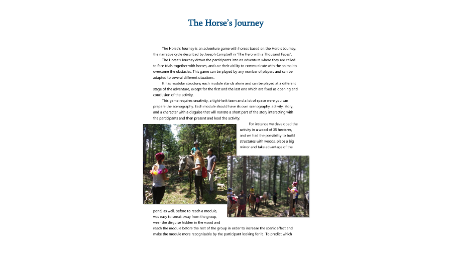 AEDEQ-Activity3-The Horses Journey