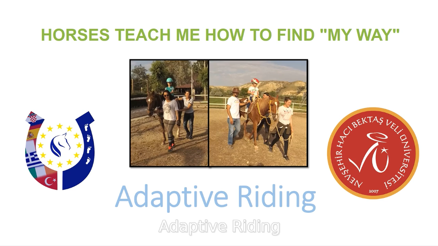 Nevsehir Activity3 Adaptive Riding